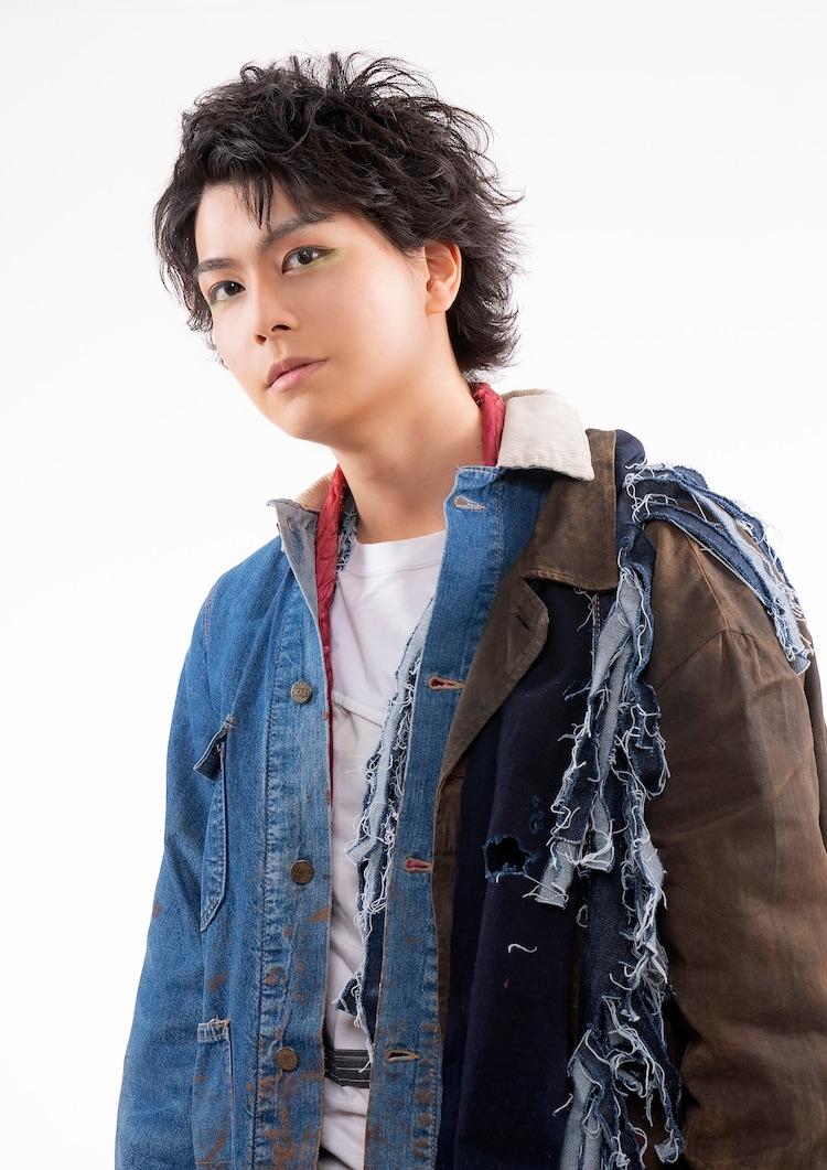 多和田任益のイメージビジュアル。