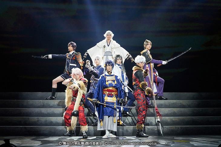 TBS開局70周年記念「舞台『刀剣乱舞』无伝 夕紅の士 -大坂夏の陣-」より。