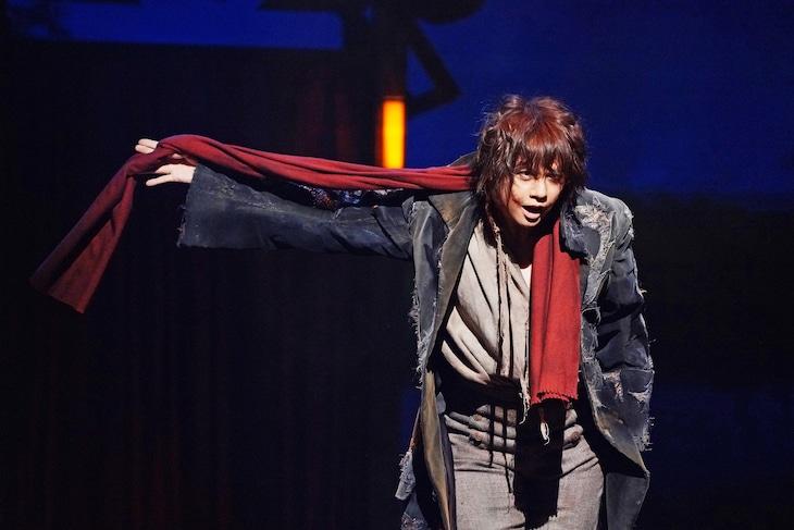 ミュージカル「笑う男 The Eternal Love -永遠の愛-」2019年公演より。(写真提供:東宝演劇部)
