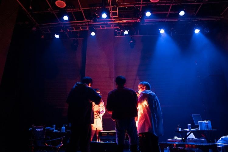 劇団スポーツ 第9回公演「ルースター」より。