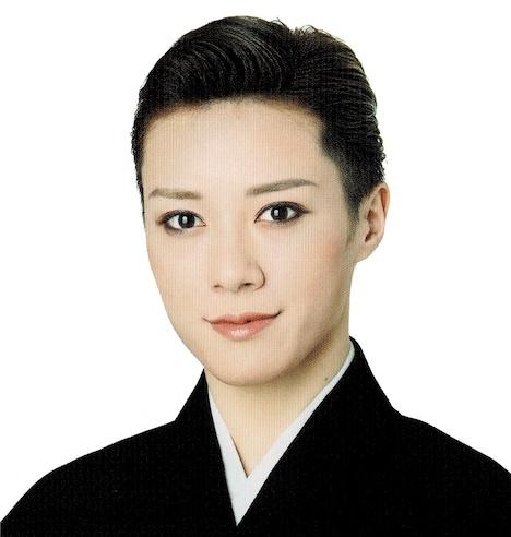 風間柚乃(c)宝塚歌劇団