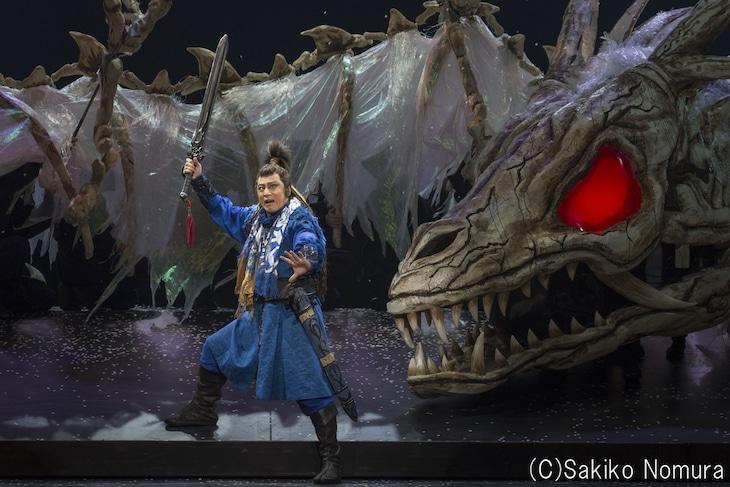 「歌舞伎NEXT 阿弖流為」より。(撮影:野村佐紀子)