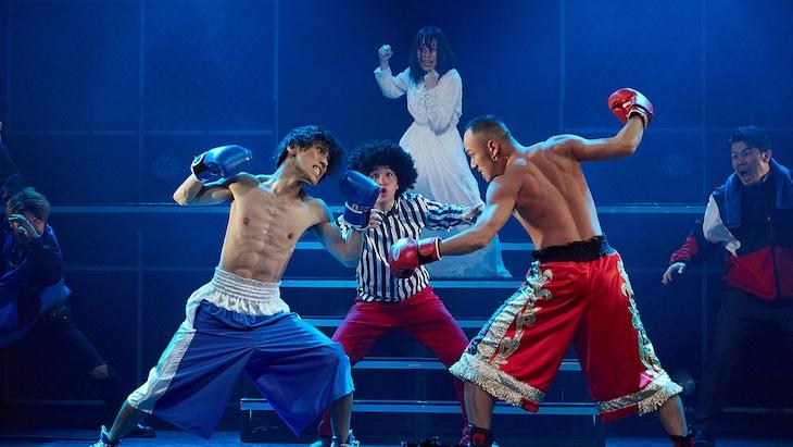「Fight For F」より。(c)飯野高拓