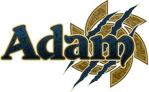 Adamのロゴ。