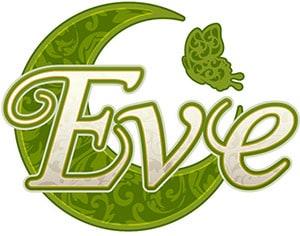 Eveのロゴ。