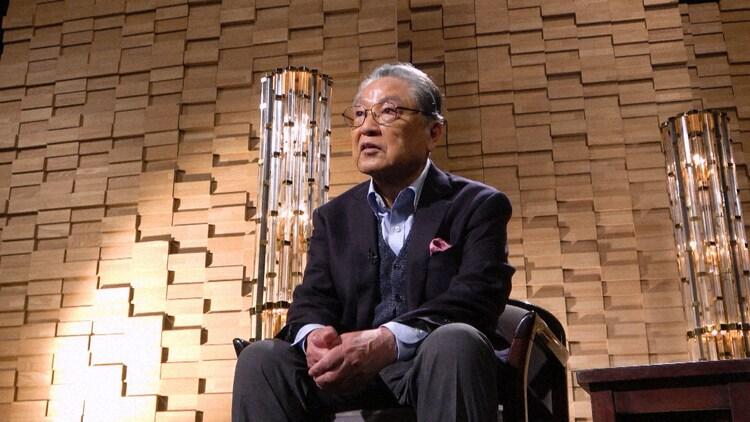 NHK BSプレミアム「伊東四朗 83歳 生涯、いち喜劇俳優」より。(提供:NHK)