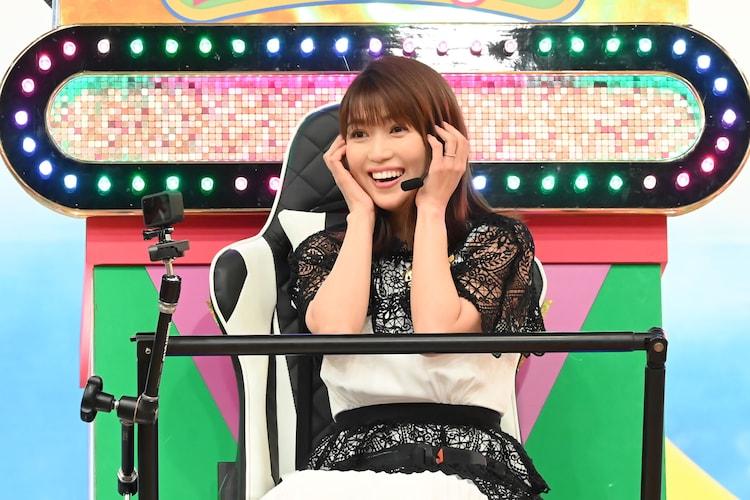 新妻聖子(c)TBS