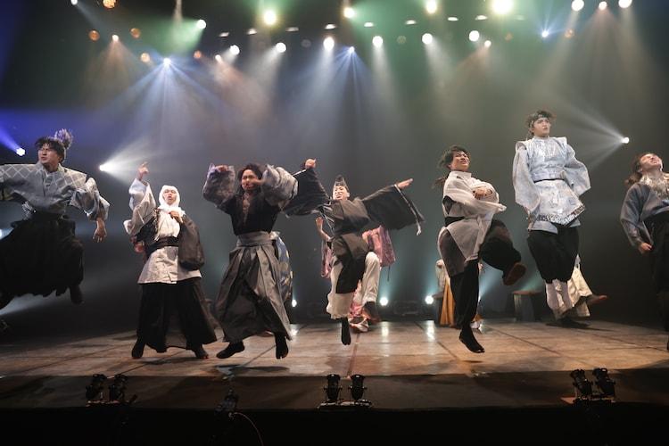 BSP(ブルーシャトルプロデュース)「日本史Rock show Vol.2『応仁の乱』」より。