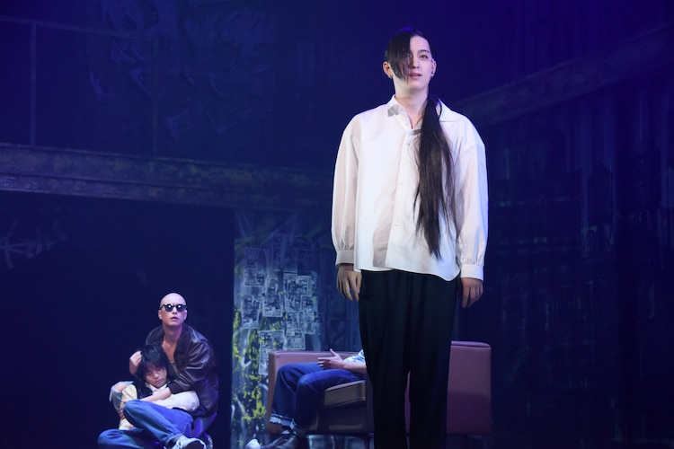 「『BANANA FISH』The Stage -前編-」ゲネプロより。