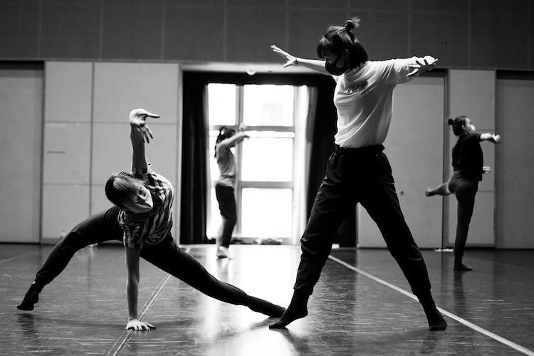 過去の「さいたまダンス・ラボラトリ」の様子。(c)大洞博靖