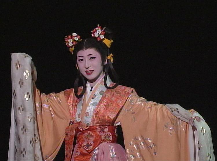 「花のいそぎ」より。(c)宝塚歌劇団 (c)宝塚クリエイティブアーツ