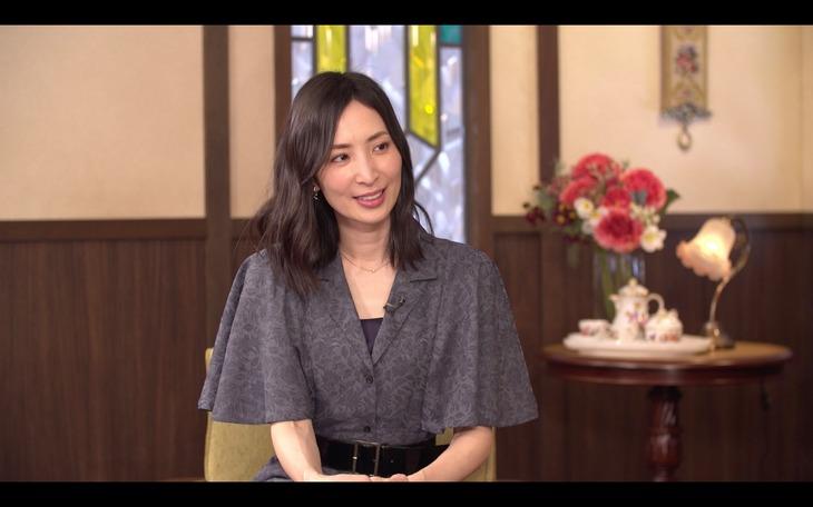 真飛聖(c)時代劇専門チャンネル