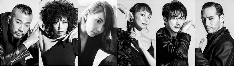柚希礼音ソロコンサート「REON JACK 4」出演者