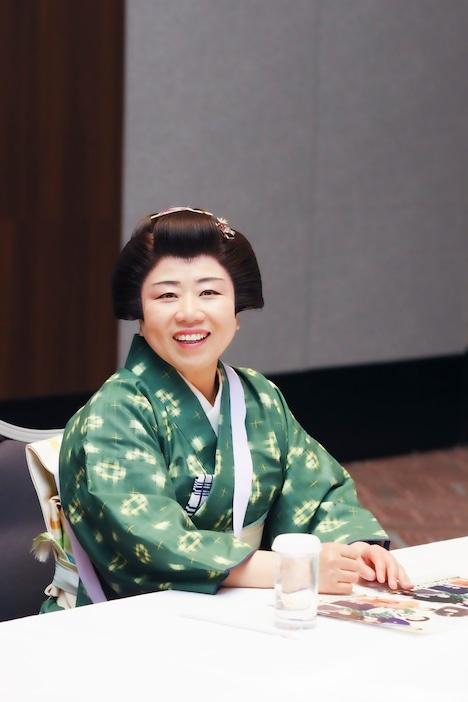 藤山直美(c)松竹