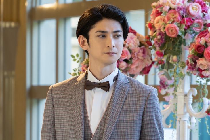 テレビ東京系 サタドラ「女の戦争~バチェラー殺人事件~」より。
