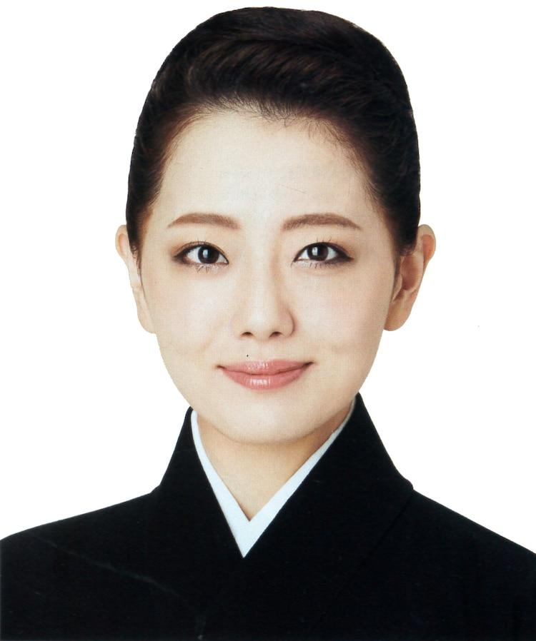 朝月希和(c)宝塚歌劇団