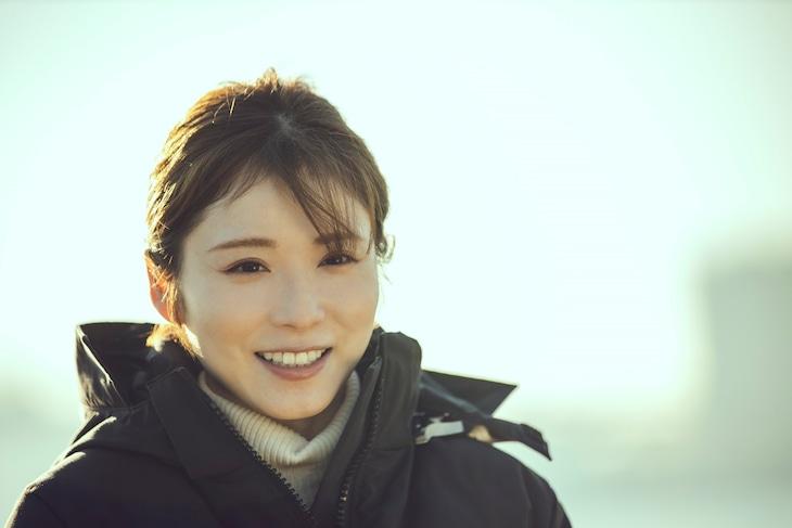 WOWOWオリジナル「『がんばれ!TEAM NACS』episode7」より、松岡茉優。