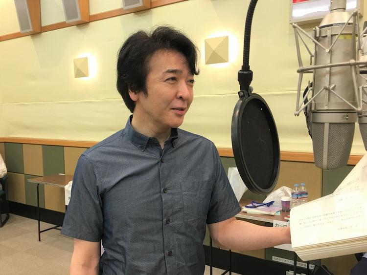 石川禅(写真提供:NHK)