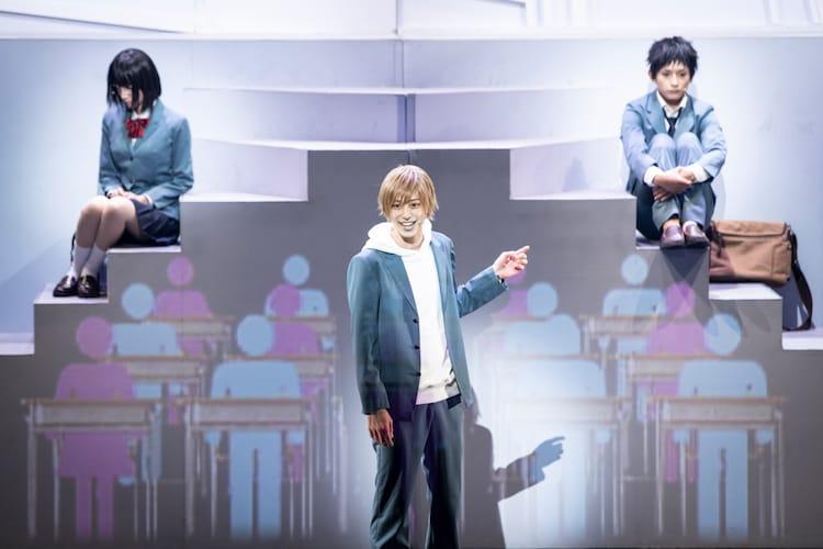 「舞台『デュラララ!!』~円首方足の章~」より。