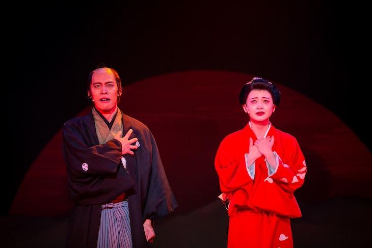 坊っちゃん劇場 第16作 ジョン万次郎漂流180周年ミュージカル「ジョン マイ ラブ -ジョン万次郎と鉄の7年-」より。