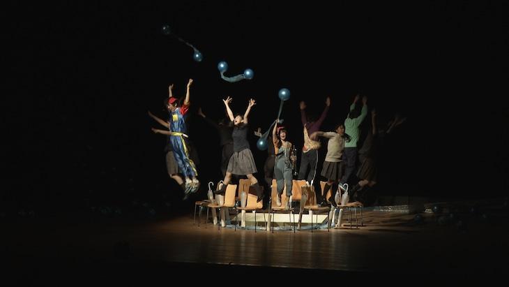 NHK Eテレ「青春舞台2021」より。(写真提供:NHK)