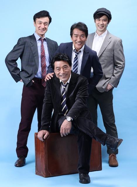 加藤健一事務所 vol.111「叔母との旅」ビジュアル