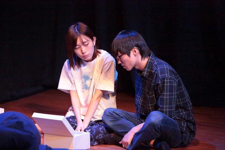 KAC Performing Arts Program 2021 / Theater 合田団地「リゾート(なかった青春の末路としての)」より。(Photo by Kai Maetani)