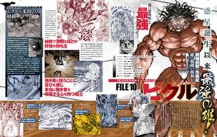 「激突!地上最強編」より、「ピクル/宮本武蔵」。