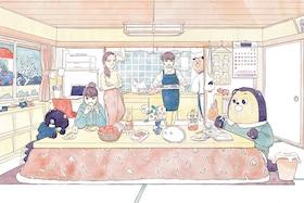 「バクちゃん」特集 増村十七×香山哲対談