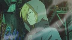 アニメ「BANANA FISH」PVより、アッシュ・リンクス。