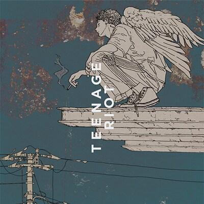 米津玄師「Flamingo / TEENAGE RIOT」ティーンエイジ盤