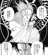 アッシュに敵対意識を燃やすユエルンも彼の才能と実力を認め、この世界の魔王になることを望む。