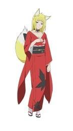 「歓楽街編」から登場する新ヒロインのサンジョウノ・春姫 。