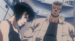「GHOST IN THE SHELL / 攻殻機動隊」より。