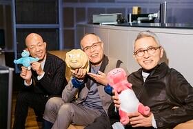 松重豊、田中要次、バイきんぐ小峠が、TVアニメ「ダイナ荘びより」でゆるかわいい恐竜役に挑戦