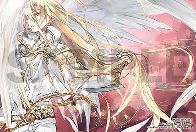 「D・N・ANGEL New Edition Ⅳ」アニメイト特典イラストカード