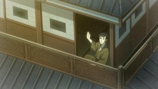 """「火の鳥""""道後温泉編""""」第2話「子規と漱石」より。"""