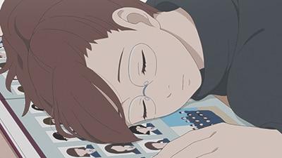 劇場アニメ「どうにかなる日々」より、「えっちゃんとあやさん」。