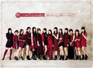 モーニング娘。'21「16th~That's J-POP~」初回生産限定盤