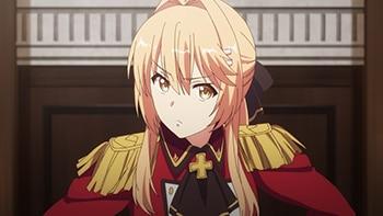 TVアニメ「現実主義勇者の王国再建記」より。