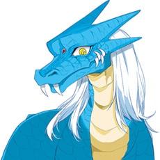 竜のユリウス。