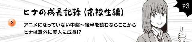 ヒナの成長記録(高校生編)