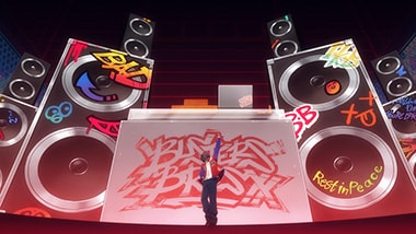 TVアニメ「『ヒプノシスマイク-Division Rap Battle-』Rhyme Anima」より。