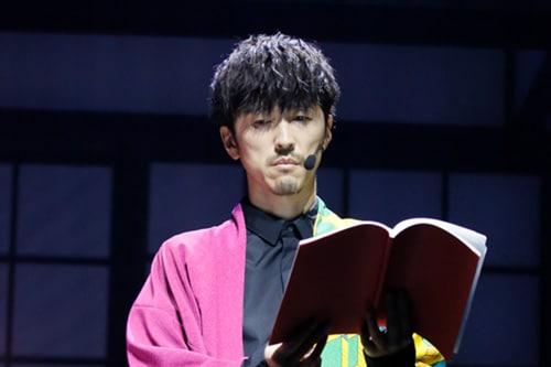 櫻井孝宏演じる冨岡義勇。