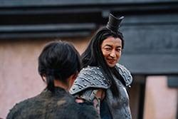 大沢たかお演じる王騎。