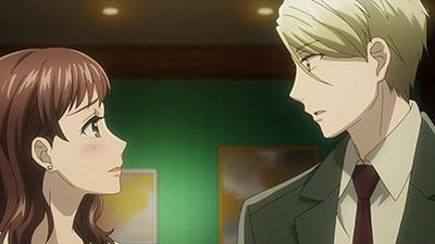 アニメ「恋と呼ぶには気持ち悪い」第9話の場面カット。一花と多丸、亮とアリエッティの思いが交錯する。