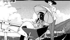 九井諒子作品集 竜のかわいい七つの子」収録作「人魚禁漁区」