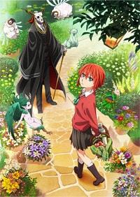 「魔法使いの嫁」アニメ化プロジェクト始動の際に公開されたビジュアル。