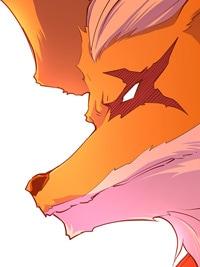 「JACK FOX キツネ男と鋼鉄の女」より。