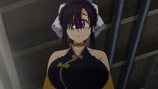 サイクロプスの少女・メメ。巨大な単眼が特徴だが、自虐的な性格からか本人はその大きな目がコンプレックスとなっている。